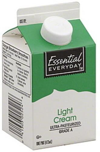 Essential Everyday Light Cream - 1 pt