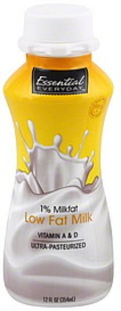 Essential Everyday Milk Low Fat, 1% Milkfat
