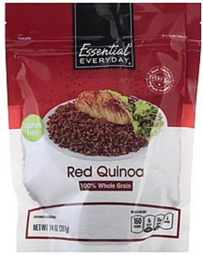 Essential Everyday Red Quinoa - 14 oz