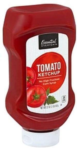 Essential Everyday Tomato Ketchup - 32 oz
