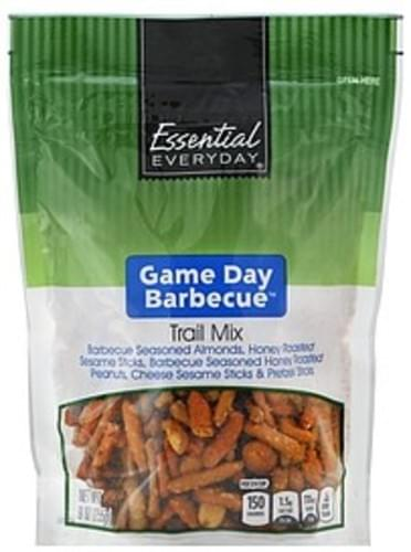 Essential Everyday Game Day Barbecue Trail Mix - 9 oz
