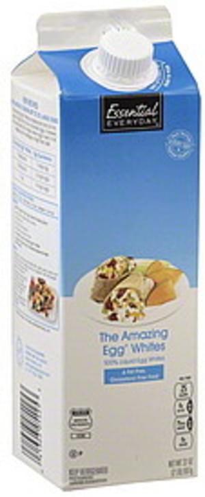 Essential Everyday 100% Liquid Egg Whites - 32 oz