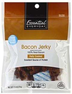 Essential Everyday Bacon Jerky