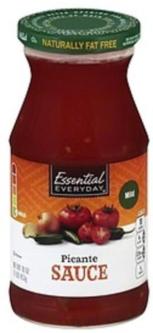 Essential Everyday Mild Picante Sauce - 16 oz