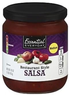 Essential Everyday Salsa Restaurant Style, Medium