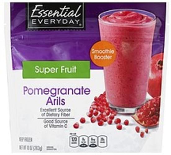 Essential Everyday Super Fruit, Pomegranate Arils Smoothie Booster - 10 oz