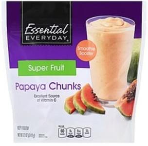 Essential Everyday Papaya Chunks