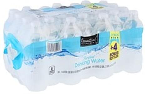 Essential Everyday Water Purified Drinking, Bonus