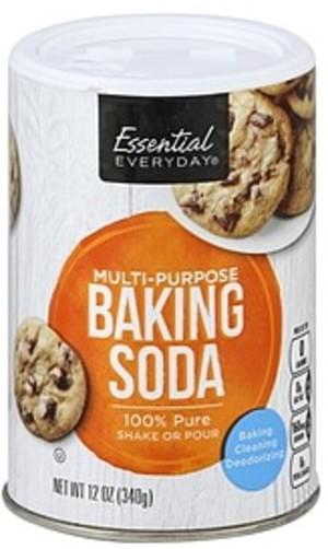 Essential Everyday Multi-Purpose Baking Soda - 12 oz