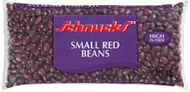 Schnucks Beans Small Red