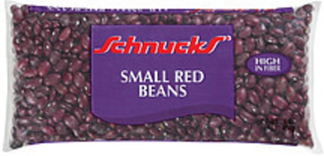 Schnucks Small Red Beans - 16 oz