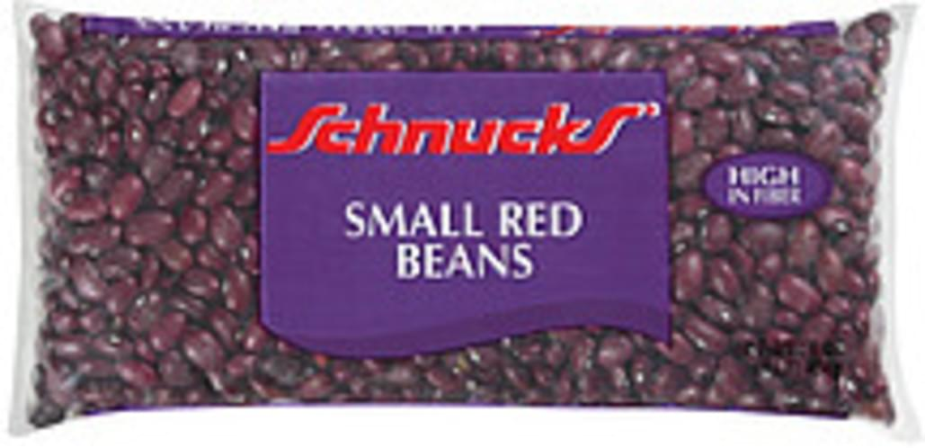 Schnucks Small Red Beans - 16 oz