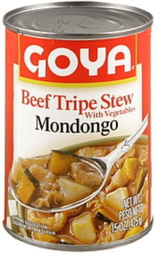 Goya with Vegetables Beef Tripe Stew - 15 oz