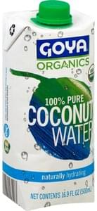 Goya Coconut Water 100% Pure