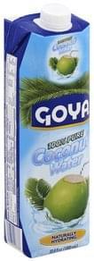 Goya Coconut Water 100% Pure