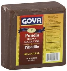 Goya Sugar Cane Brown, Panela