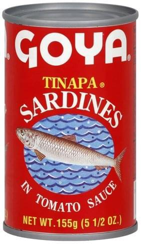 Goya Tinapa Sardines - 5.5 oz