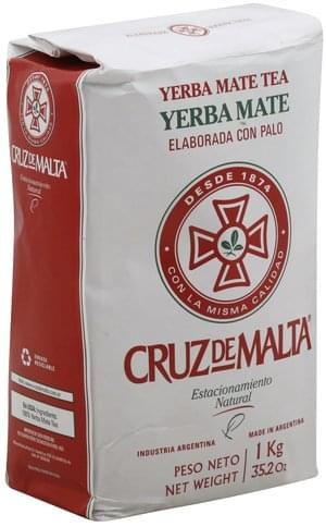 Cruz De Malta Yerba Mate Tea - 35.2 oz