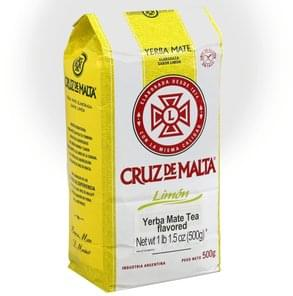 Cruz De Malta Tea Yerba Mate, Flavored