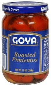 Goya Pimientos Roasted
