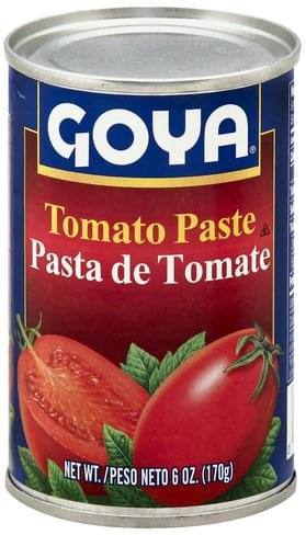 Goya Tomato Paste - 6 oz