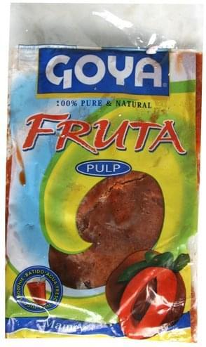 Goya Mamey Fruta Pulp - 14 oz