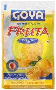 Goya Fruta Passion Fruit Pulp