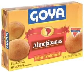Goya Cheese Donuts Authentic Colombian Flavor