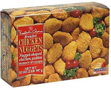 Presidents Choice Breaded Chicken Nuggets