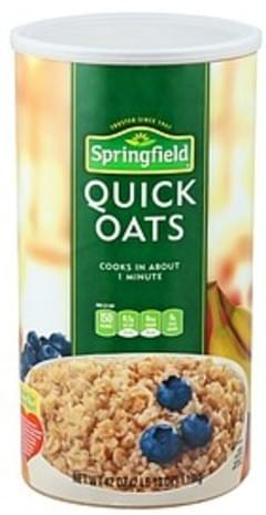 Springfield Quick Oats