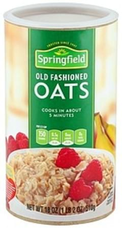 Springfield Oats Old Fashioned