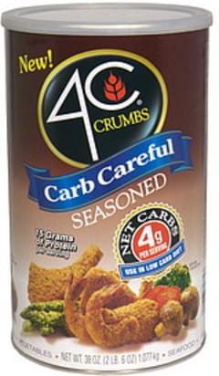 4C Crumbs Seasoned