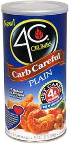 4C Crumbs Plain