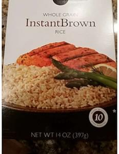 Publix Whole Grain Rice Instant Brown