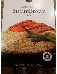 Publix Whole Grain Rice Instant Brown