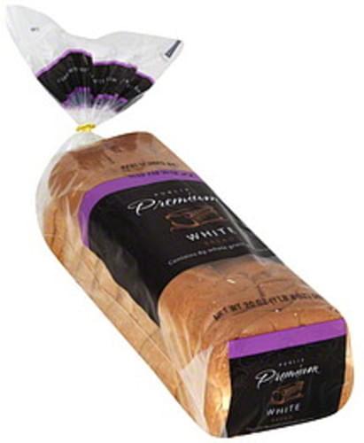 Publix White Bread - 20 oz, Nutrition