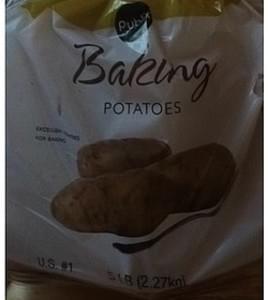 Publix Baking Potatoes