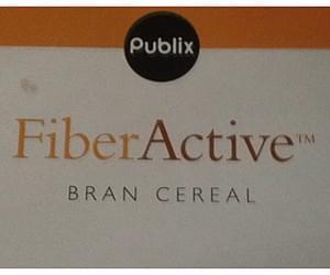 Publix Fiber Active Bran Cereal