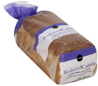 Publix Bread Reduced Calorie, Wheat Enriched