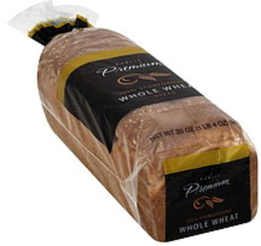 Stoneground, Whole Wheat Bread