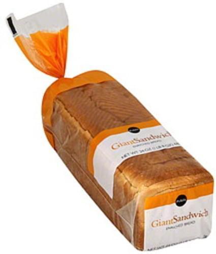 Publix Enriched, Giant Sandwich Bread