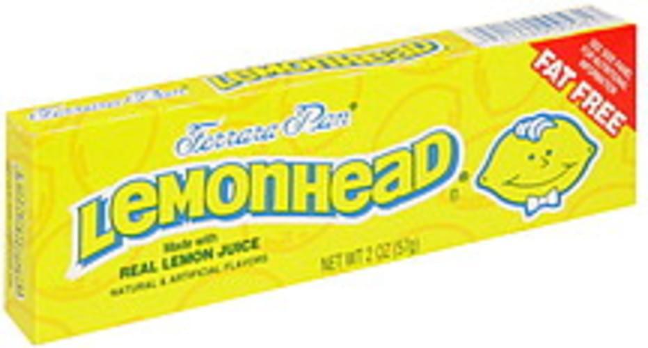 Lemonhead Candy - 2 oz, Nutrition Information | Innit