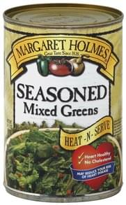 Margaret Holmes Mixed Greens Seasoned