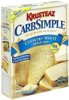 Krusteaz Bread Machine Mix Bread Mix, Krusteaz, Country White