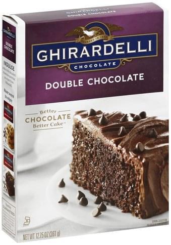 Ghirardelli Double Chocolate Premium
