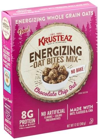 Krusteaz Chocolate Chip Oat Energizing