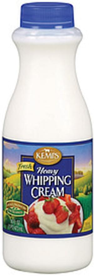 Kemps Fresh Heavy Whipping Cream - 16 oz