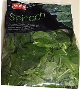 Weis Quality Spinach