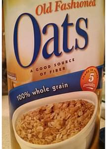 Weis Old Fashioned Oats
