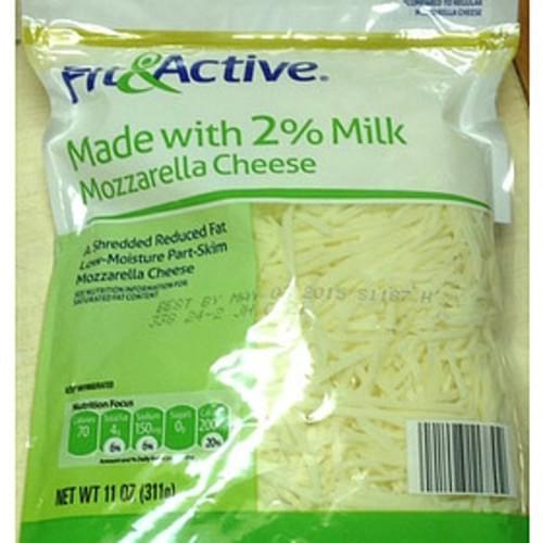 Fit&Active Mozzarella Cheese - 28 g
